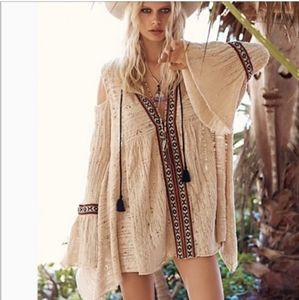 Free People Bohemian Dress